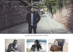 caineleather.co.uk
