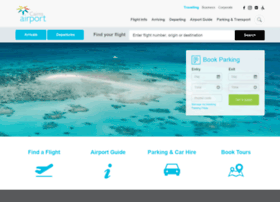 cairnsairport.com