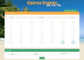 cairnsevents.com