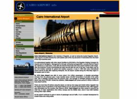 cairo-airport.info