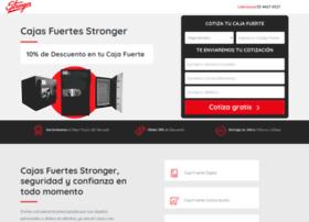 cajasfuertesstronger.com.mx
