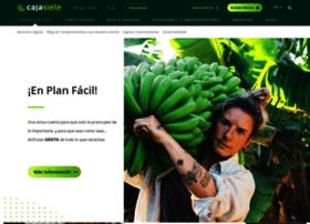 cajasiete.com