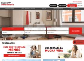 cajasurinmobiliaria.com