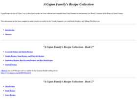 cajun-recipes.com