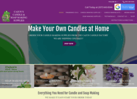 cajuncandles.com
