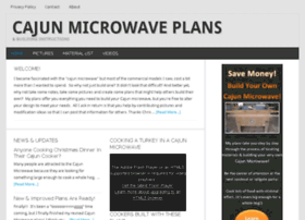 cajunmicrowaveplans.com