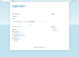 cak-win.blogspot.com