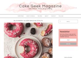 cake-geek.com