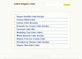 cake-vegan.com