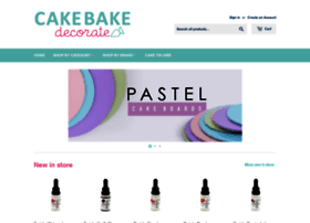 cakebakedecorate.com.au