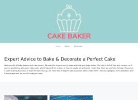 cakebaker.co.uk