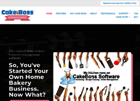 CakeBoss Software for Bakers: Pricing, Calendar, Expenses, Shopping