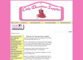 cakedecoratorsupplies.com