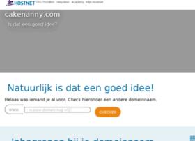 cakenanny.com