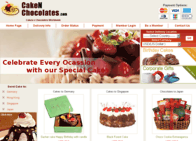 cakenchocolates.com