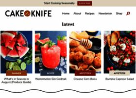 cakenknife.com