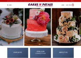 cakesandpetals.com