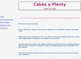 cakesaplenty.co.uk