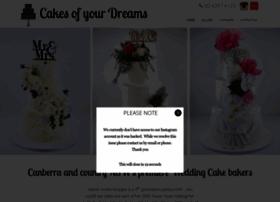 cakesofyourdreams.com.au