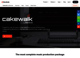 cakewalk.bandlab.com