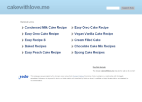 cakewithlove.me