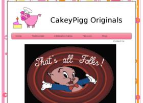 cakeypigg.com