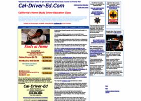 cal-driver-ed.com