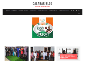 calabarblog.com