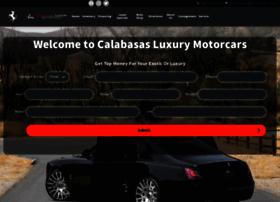 calabasasluxurymotorcars.com