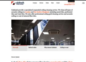 calabashceilingcleaning.co.uk