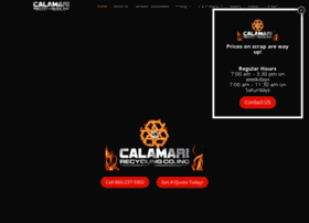 calamarirecycling.com