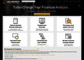 calcbench.com