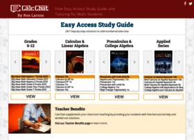 calcchat.com