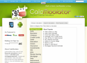 calcmoolator.com