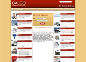 calcocommercialinsurance.com