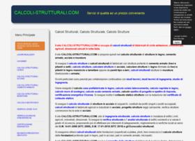 calcoli-strutturali.com