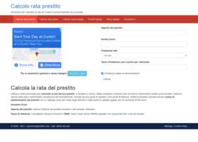 calcolorataprestito.com