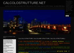 calcolostrutture.net