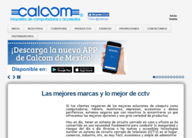 calcom.mx