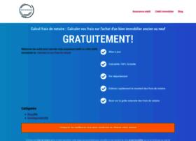 calcul-frais-de-notaire.fr