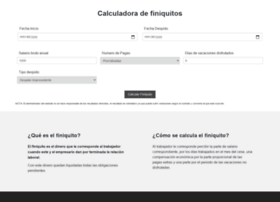 calcularfiniquito.com