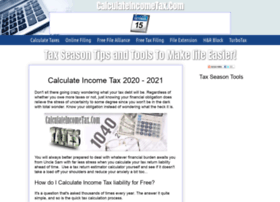 calculateincometax.com