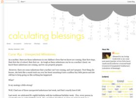 calculatingblessings.blogspot.nl