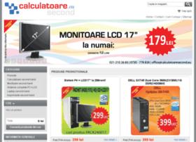 calculatoaresecond.eu