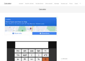 calculator.cute-apps.org
