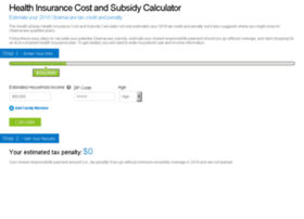 Calculator.healthedeals.com