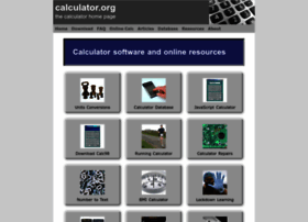 calculator.org