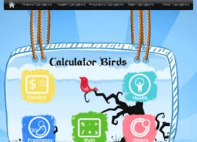 calculatorbirds.com