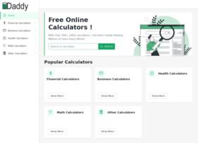 calculatordaddy.com