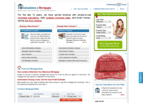 calculators4mortgages.com